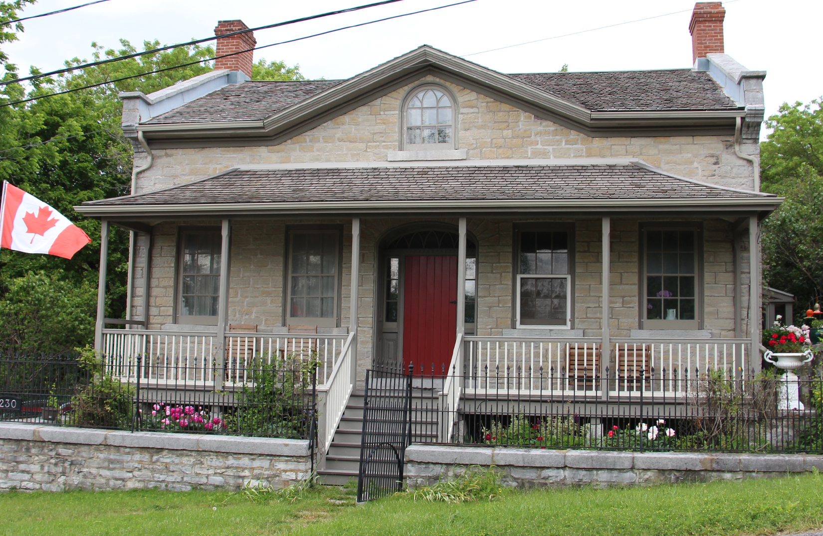 230 James Street, James Medley Jr. House, Barriefield