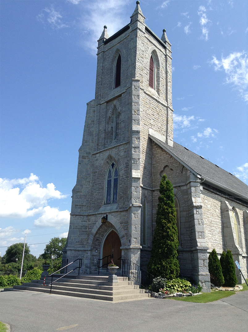 St. Mark's Church 1843, Barriefield